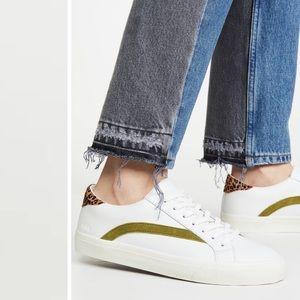 Madewell // Sidewalk Low Top Sneaker